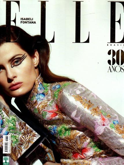 Elle Brasil Nº 360 - Isabeli Fontana ( Capa 3)