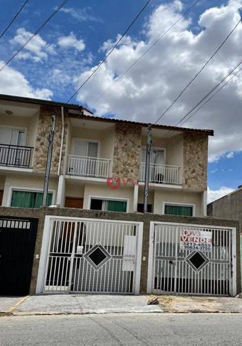 Sobrado Com 3 Dormitórios À Venda, 200 M² Por R$ 740.000,00 - Vila Matilde - São Paulo/sp - So0328