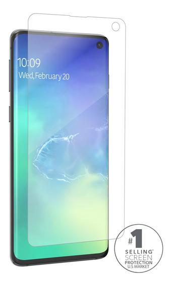 Símil Vidrio Ultra Clear Invisibleshield Para Samsung S10