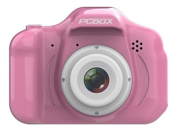 Pcbox PCB-KC compacta avanzada rosa