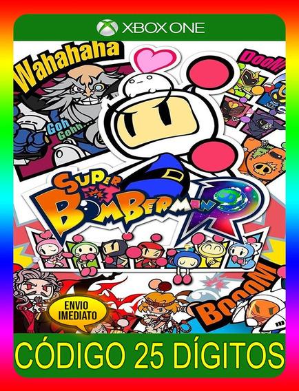 Super Bomberman R Xbox - 25 Dígitos (envio Já)