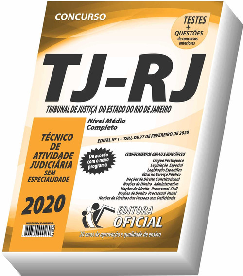 Apostila Tj-rj - Técnico
