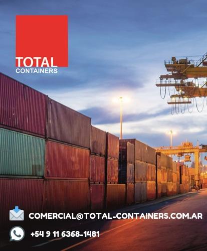 Contenedores Maritimos Usados Containers 20´st Maipu