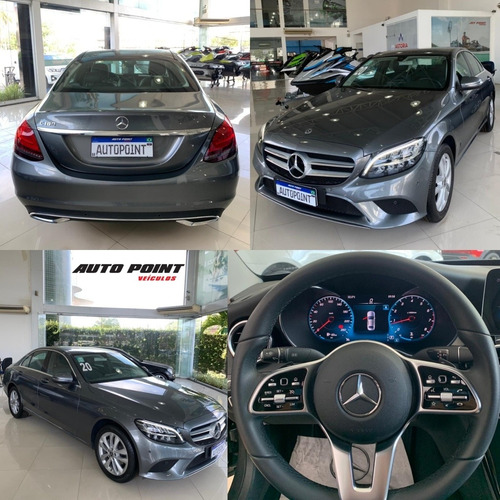 Mercedes-benz C 180 Avantgarde Top Só 3.000km