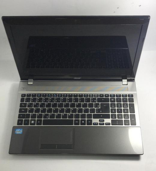 Notebook Acer V3-571 I5 4gb 500gb Windows 15,6