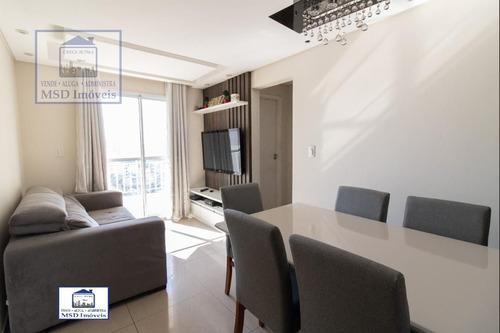Imagem 1 de 17 de Apartamento A Venda No Bairro Gopoúva Em Guarulhos - Sp.  - 3269-1