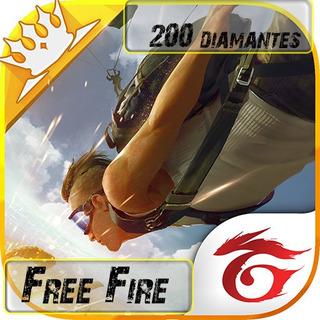 200 Diamantes Free Fire | Entrega En El Dia | Rektstore