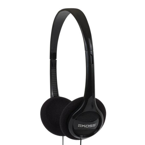 Fone De Ouvido Koss Kph7 Preto Headphones Kit 3 Unidades