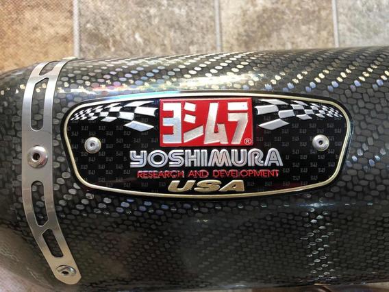 Escapamento Esportivo Full 4x1 Yoshimura - Gsx-r Srad 750