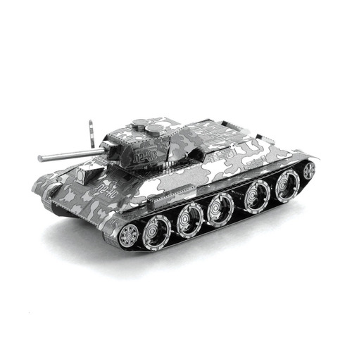 Fascinations Metal Earth Tanque T34