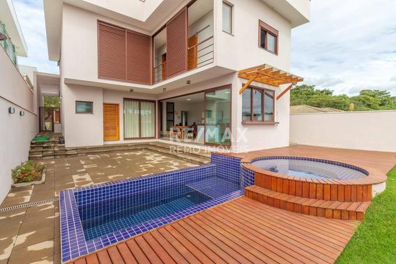 Casa Inteligente Com 3 Quartos E 4 Vagas - Ca6469
