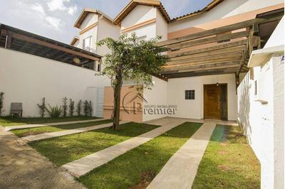 Sobrado Com 3 Dormitórios À Venda, 93 M² Por R$ 405.000 - Chácara Belvedere - Indaiatuba/sp - So0227