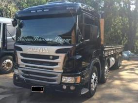 Scania P310 Carroceria
