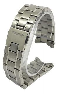 Tag Heuer Pulseira Usada Assinada 22mm Veja Nossos Relógios
