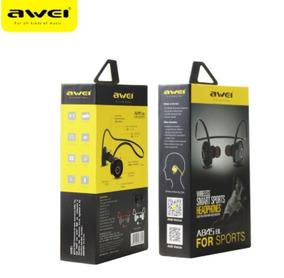 Fone Esportivo Awei A845 Bl Bluetooth Autonomia 10h