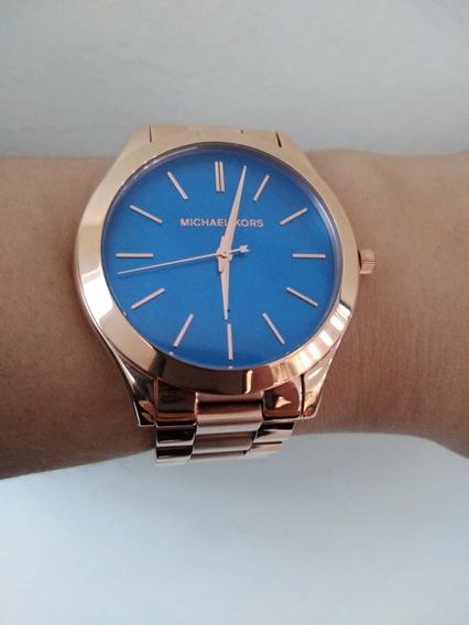 Reloj Michael Kors 3494 Azul