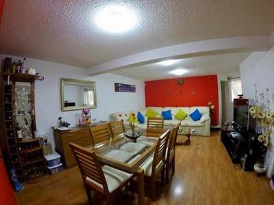 Venta Casa Duplex En Col. El Rosedal, Coyoacan.