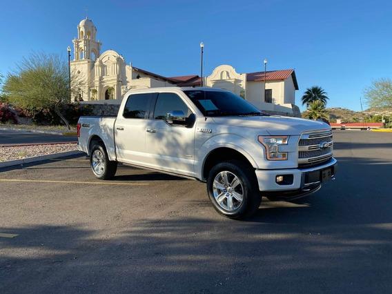 Ford Lobo Platinum 2016 4x4