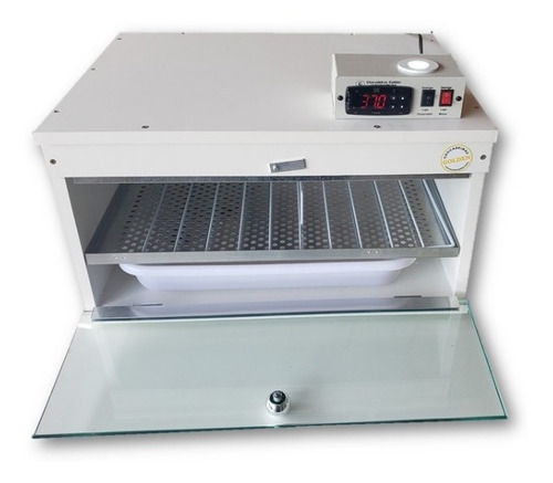 Chocadeira 70 Ovos Automática Digital Com  Ovoscópio Led