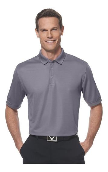 Chomba Callaway Golf Hombre Opti-dri Gray