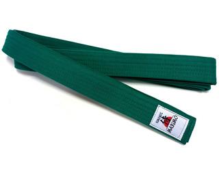Faixa Verde Para Karate Kickboxing Taekwondo Judo Adulto