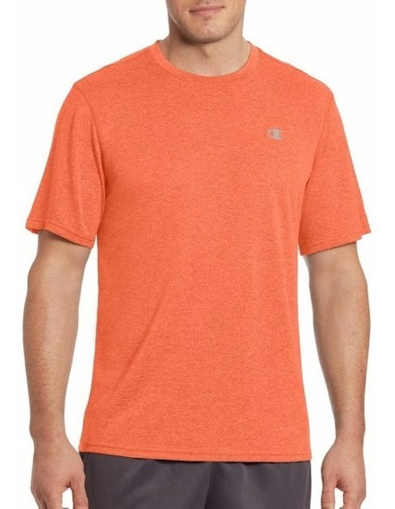 Champion Vapor Heather Playera Deportiva Caballero M