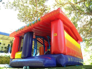 Inflable 100% Pvc