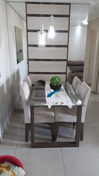 Lindo Apartamento Com Varanda Gourmet Todo Planejado No Caxaná, Suzano - Ap4969