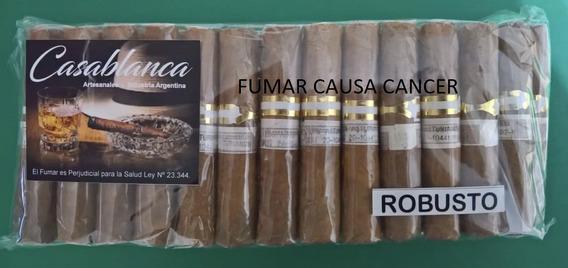 Cigarro Puro Habano -robusto- Tabaco Nacional - Barato X50