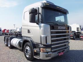 Scania R 400 6x2 2003
