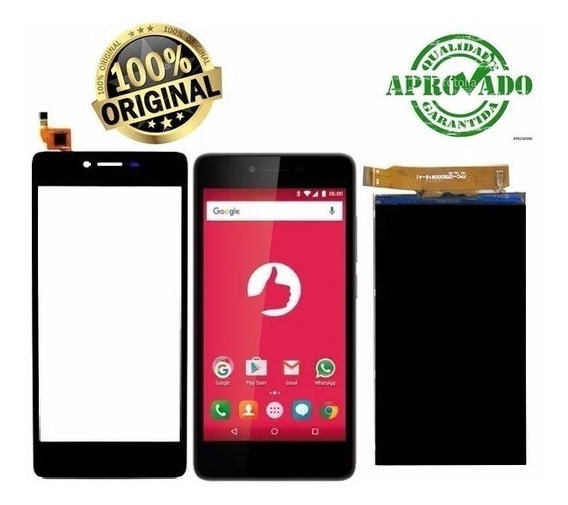 Touch E Display Positivo S520