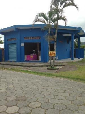 Imóvel Comercial Na Praia De Itanhaém,confira! 5924 J.a