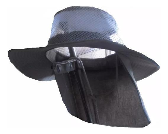 Sombrero Cubre Nuca Campista Cazador