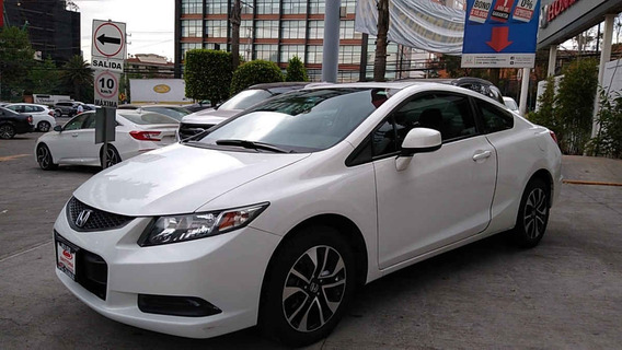 Honda Civic 2013 2p Coup L4/1.8 Aut