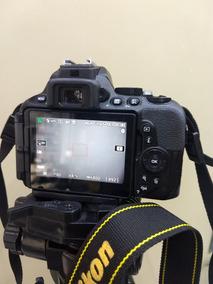 Nikon D5600 Wifi Lente 18-140mm