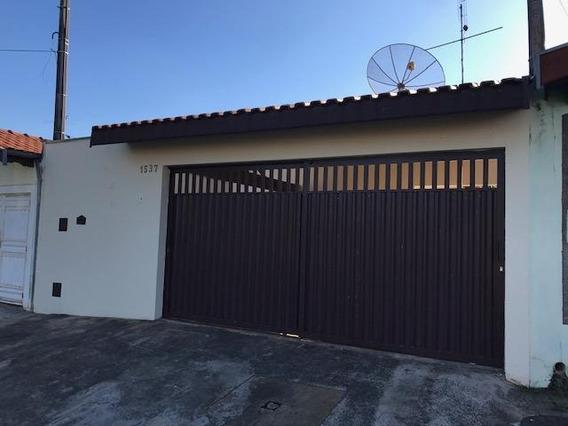Casa Em Loteamento Santa Rosa, Piracicaba/sp De 100m² 2 Quartos Para Locação R$ 950,00/mes - Ca587564