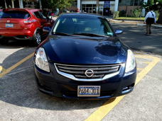 Nissan Altima 2010 Motor 2.4l Color Azul