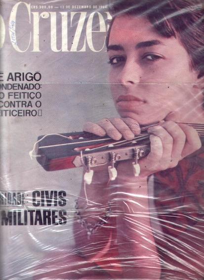 O Cruzeiro 1964.nara.zé Arigó.azamor.festa Da Penha.goias