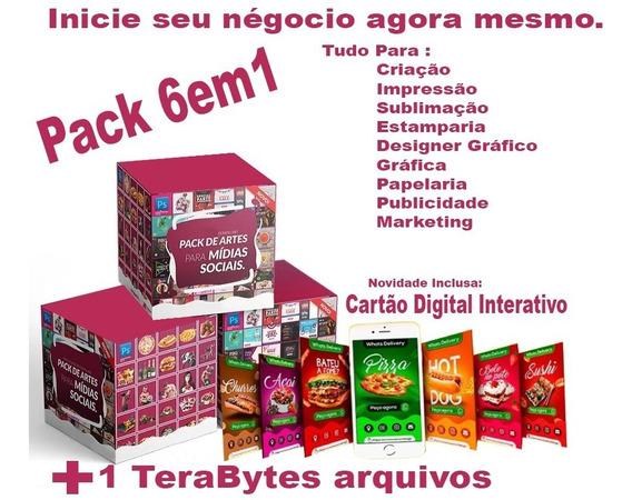 Pack 160 Cartoes Interativos Digitais + Bonus Envio Na Hora