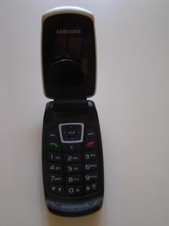 Celular Samsung Sgh C266 Para Claro-batería No Funciona