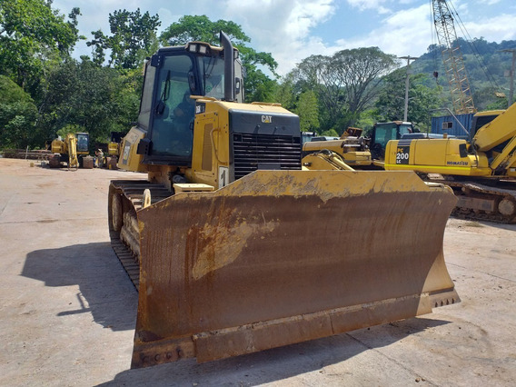 Bulldozer Caterpillar D6k Model 2014 Horas De Uso 1803