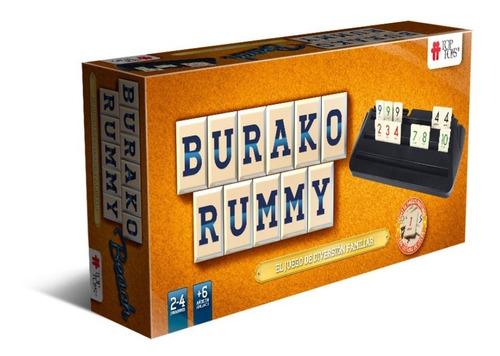 Imagen 1 de 5 de Juego De Mesa Burako Y Rummy Beach Top Toys 912 Edu Full