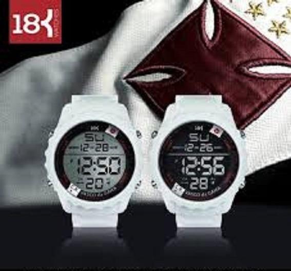 Relógio 18k Vasco Original A Prova D