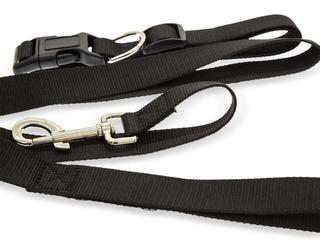 Collar Y Correa Para Perro