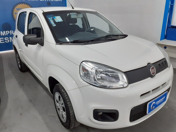 Fiat Uno 1.0 Attractive Flex 5p 2016