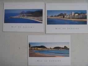 Três Cartões Copacabana Terra Empreendimentos Ano 2000