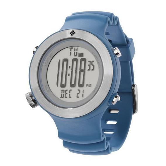 Relógio De Pulso Columbia Tailwhip - Azul Claro