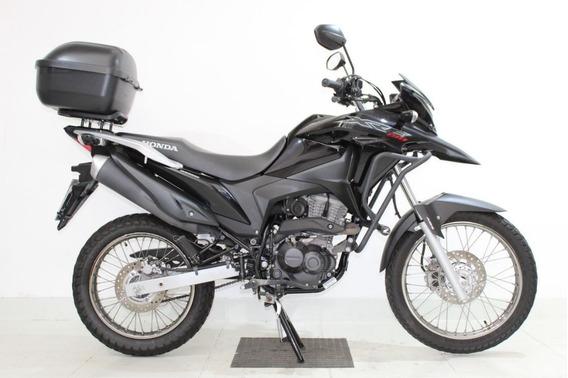 Honda Xre 190 Abs 2016 Preta