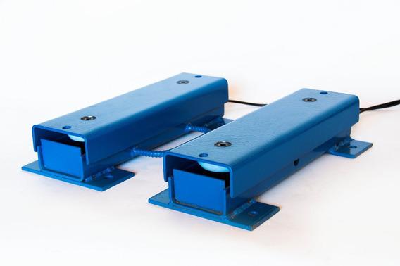 Balanza De Ganado 2000 Kg C/indicador Bluetooth