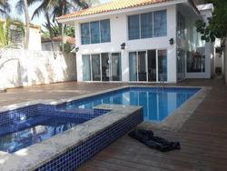 Casa De Playa Amueblado 1000m2, Juan Dolio